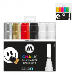 Clearbox marqueurs Chalk 15mm