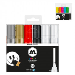 Clearbox marqueurs Chalk 4-8mm
