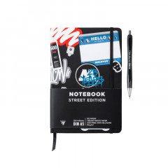 Notebook 25 Years Street Edition A5